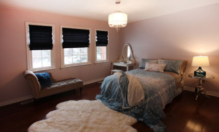 BEDROOM DESIGN BY SAGE STAGING & REDESIGN -TORONTO PROFESSIONAL
