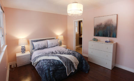 Bedroom Redesign by Sage Staging & Redesign Inc.