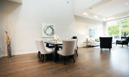 DINING ROOM, HOME STAGING, TORONTO, GTA, SAGE STAGING & REDESIGN INC.