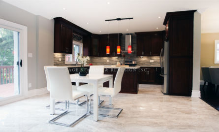 Eating Area-Kitchen-Home staging-Toronto