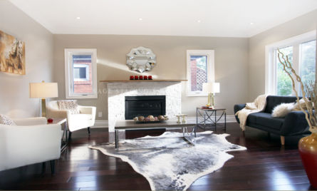 Family Room-Home Staging-Toronto