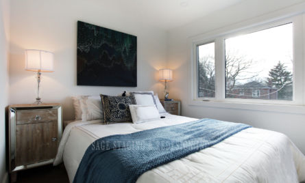 HOME STAGING BEDROOM TORONTO & GTA REDESIGN