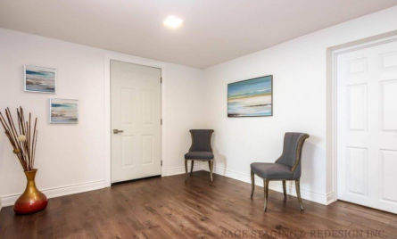 After -HOME STAGING-VACANT HOUSE-LUXURY-TORONTO-GTA-HALLWAY
