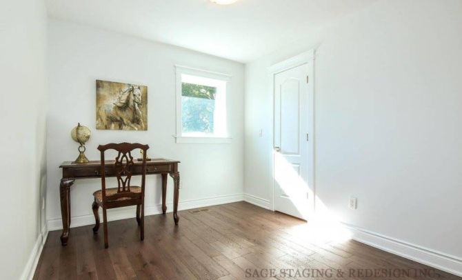 After HOME STAGING VACANT HOUSE LUXURY TORONTO GTA HOME OFFICE