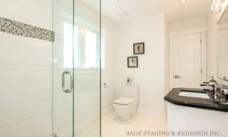 HOME STAGING-VACANT HOUSE-LUXURY-TORONTO-GTA-EN SUITE BATHROOMM