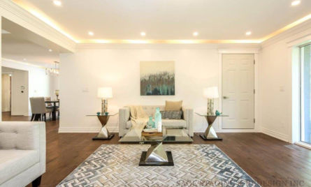HOME STAGING-VACANT HOUSE-LUXURY-TORONTO-GTA-FAMILY ROOM