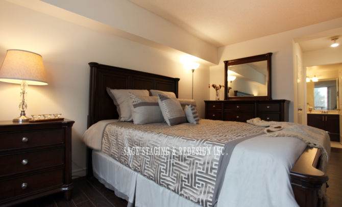 HOME STAGING,OCCUPIED CONDO, BEDROM, ACCESSORIES,TORONTO, GTA, REDESIGN