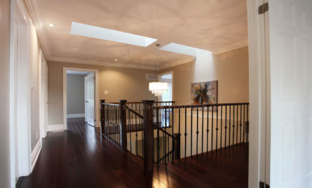 Hallway-Staircase-Home Staging-Toronto