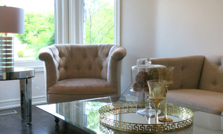 Home staging by Sage Staging & Redesign Inc. Toronto