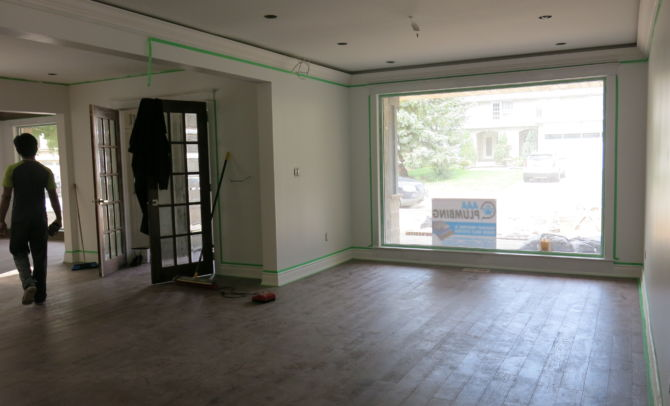 Dining room-Before