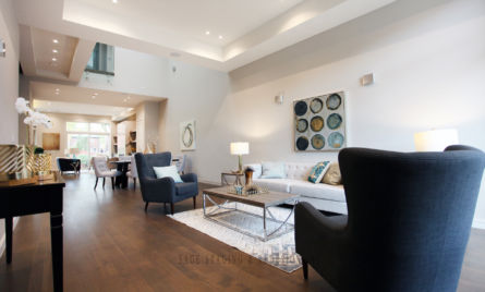 LIVING ROOM, HOME STAGING, TORONTO, GTA