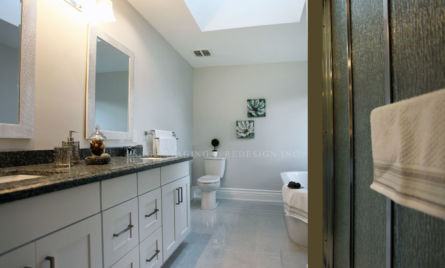 Ensuite Washroom-Home Staging-Toronto
