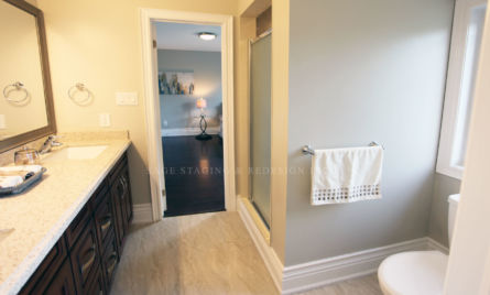 Main Washroom -Toronto-Home Staging